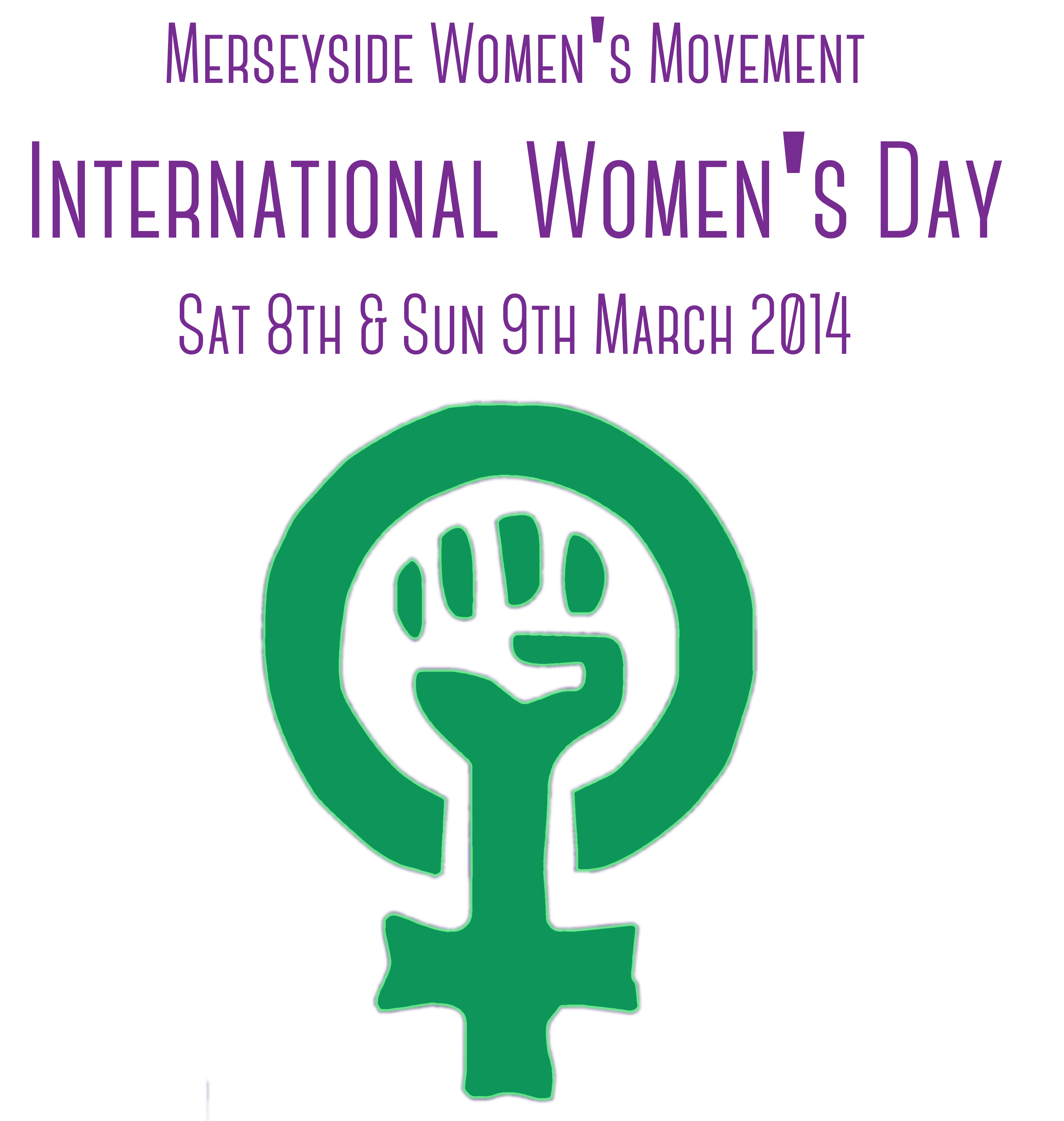 International Women's Day 2014 Events